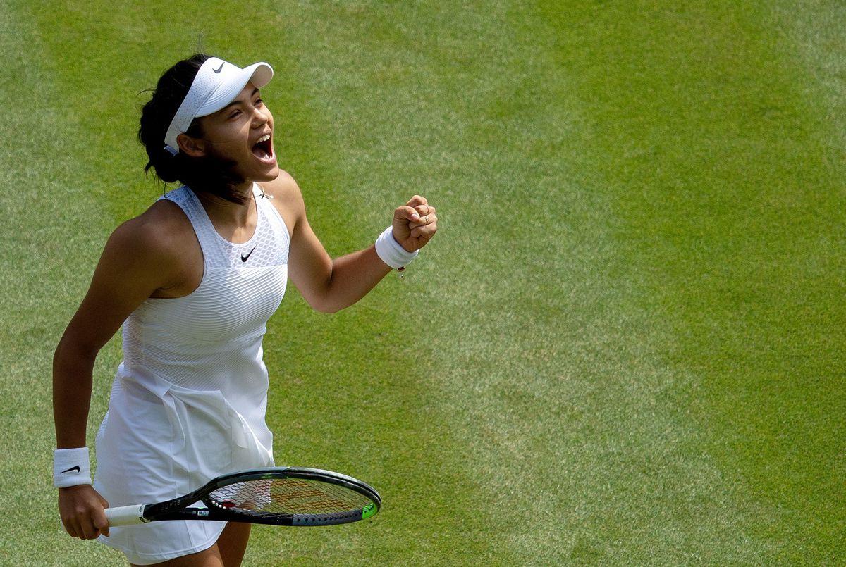 Wimbledon 2021: La joven abundancia de Raducanu  deporte