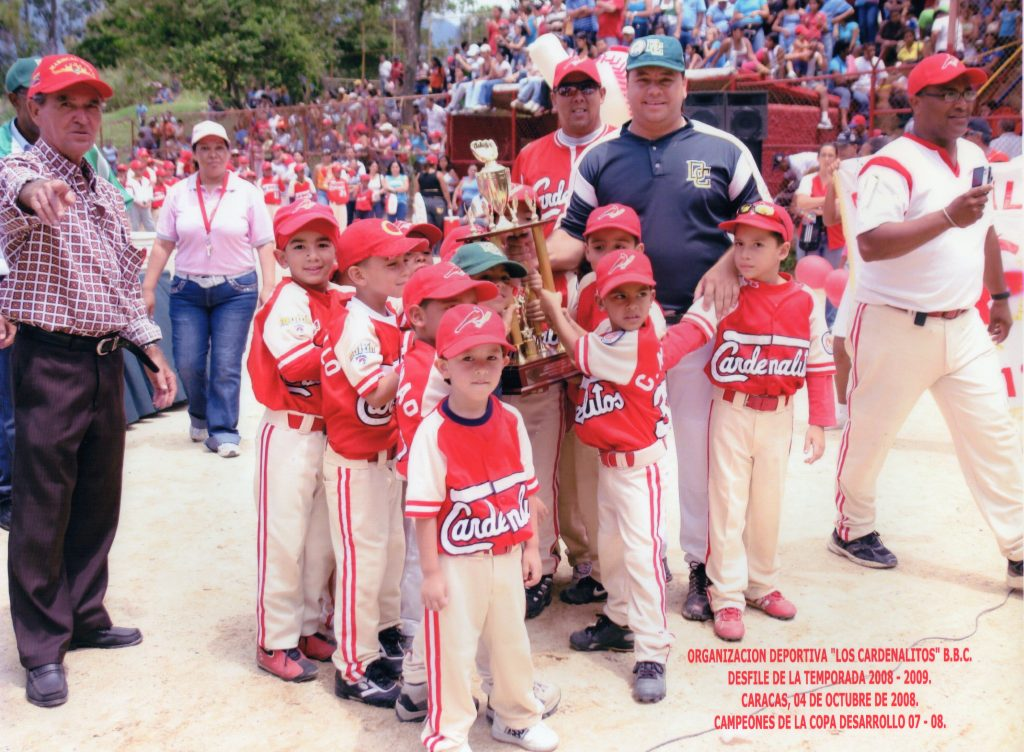Salvador Ferrara Béisbol