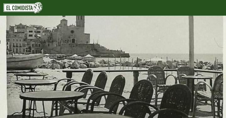 ¿Quién inventó los chiringuitos de playa?  |  El Comidista EL PAÍS