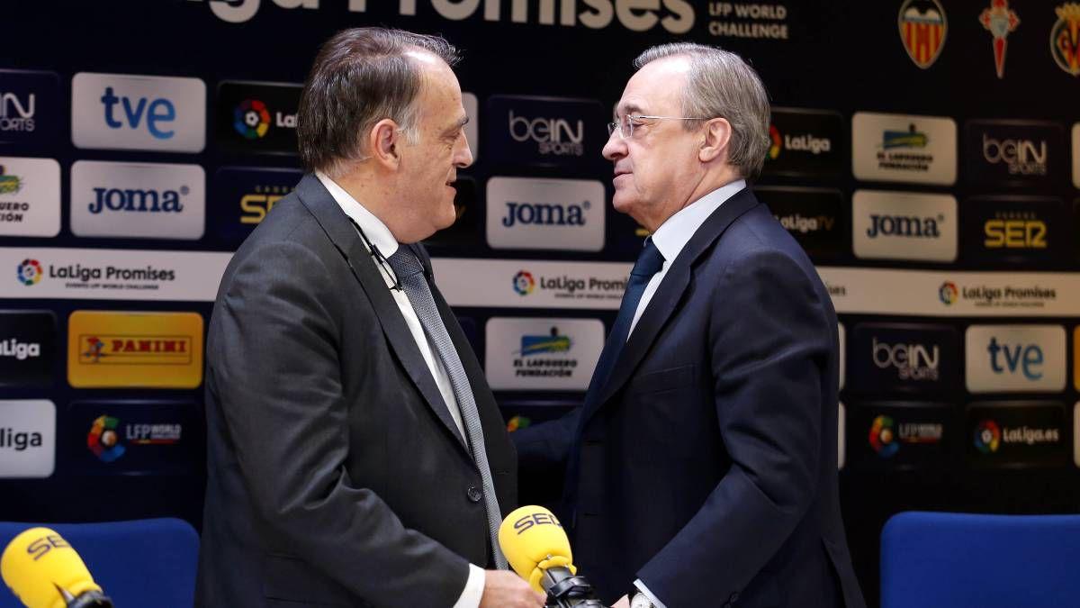 Acuerdo con CVC: LaLiga está en el mapa  deporte