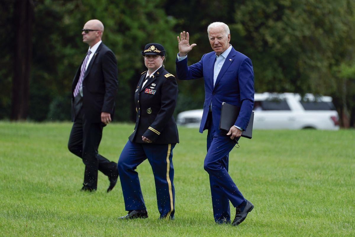 """Afganistán: Biden: """"Estados Unidos no puede ni debe seguir luchando en una guerra en la que los afganos no quieren luchar""""    Internacional"""