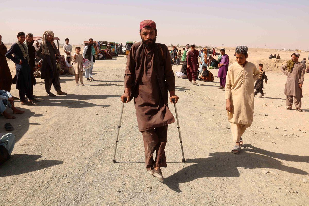 Afganistán: España se prepara para evacuar a los afganos que trabajaban para sus militares y ayudantes |  España