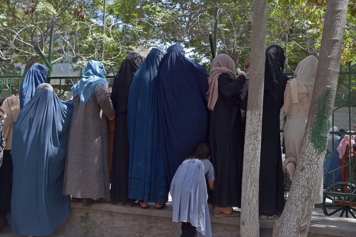 Afganistán: No permitamos que esto le suceda a las mujeres afganas  Opinión