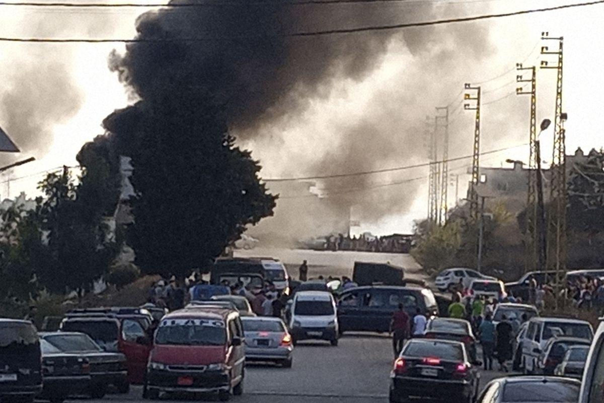 Al menos 20 muertos en la explosión de un petrolero en el norte del Líbano  Internacional