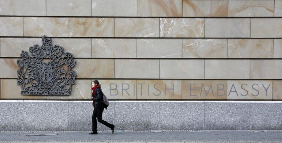 Alemania detiene a ciudadano británico en Berlín acusado de espiar para Rusia  Internacional