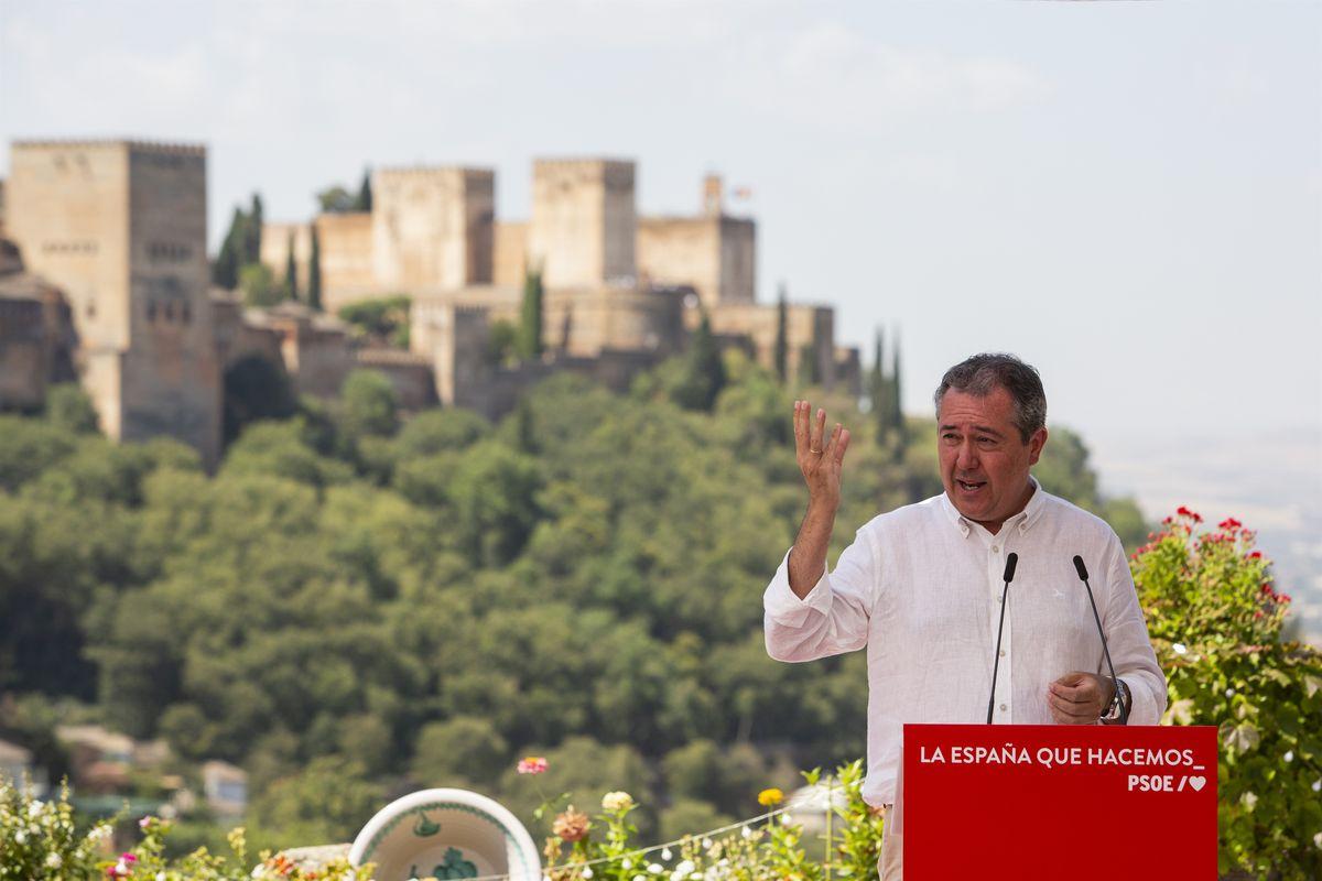 Andalucía: Juan Espadas confirma que lo primero que hará cuando presida la junta es redactar la Ley de Memoria de Andalucía |  Andalucía