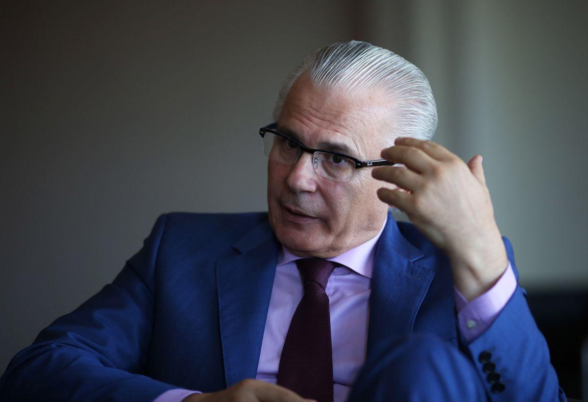 """Baltasar Garson: """"Pediré reingresar a la carrera judicial""""  España"""