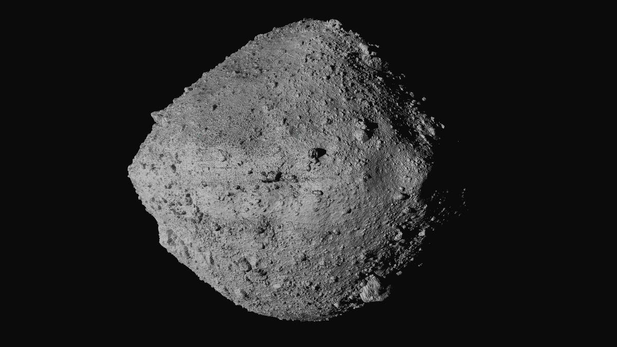 """Bennu: la NASA anuncia una posibilidad """"extremadamente pequeña"""" de impacto de un asteroide en 2182  Ciencia"""