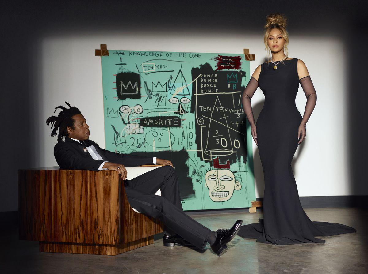Beyonce y Jay-Z se enfrentan a Audrey Hepburn para renovar la imagen de la legendaria Tiffany & Co    Gente