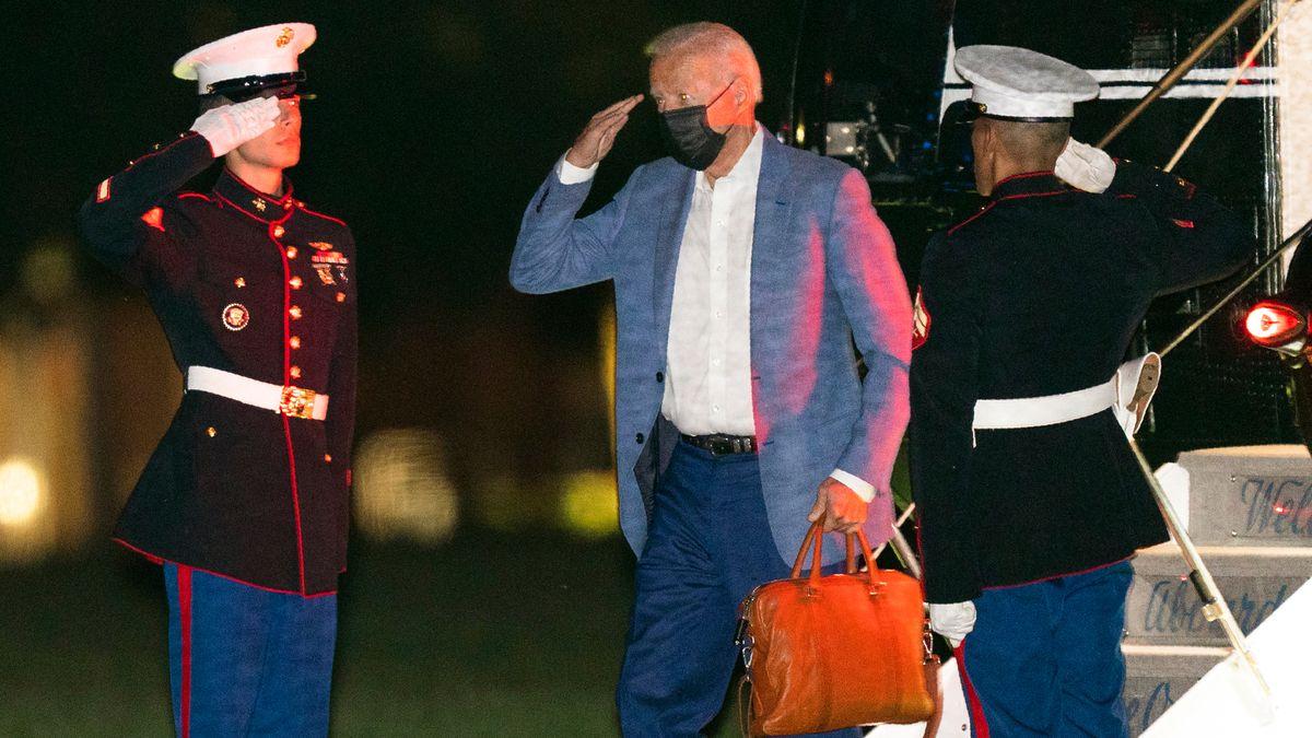 Biden pone fin al silencio con llamados a Merkel y Johnson por la crisis de Afganistán    Internacional