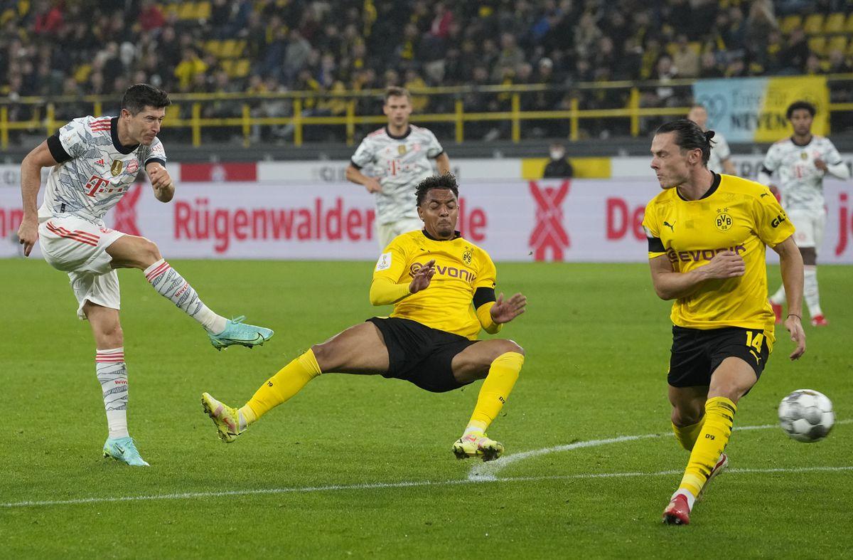 Bundesliga: Lewandowski rinde homenaje a Torpedo en la Supercopa  deporte