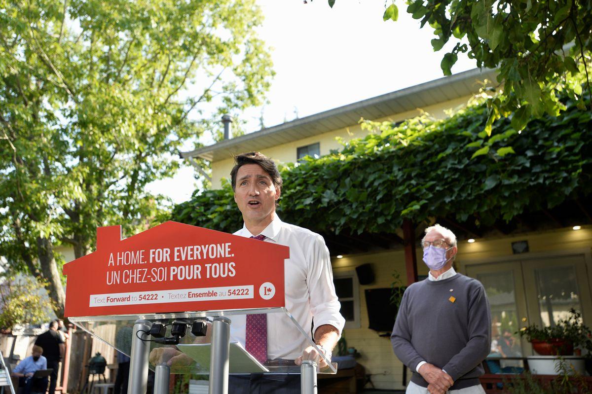 Canadá: Trudeau pierde fuelle al inicio de la campaña en Canadá  Internacional