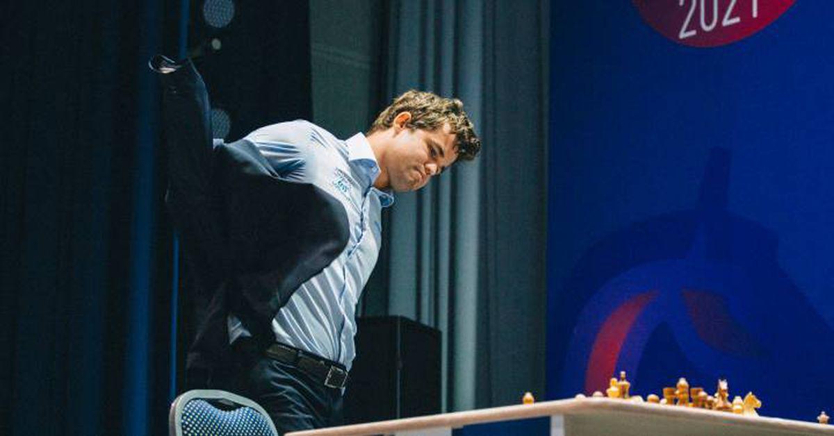 Carlsen Chess: Carlsen eliminado del Mundial  deporte