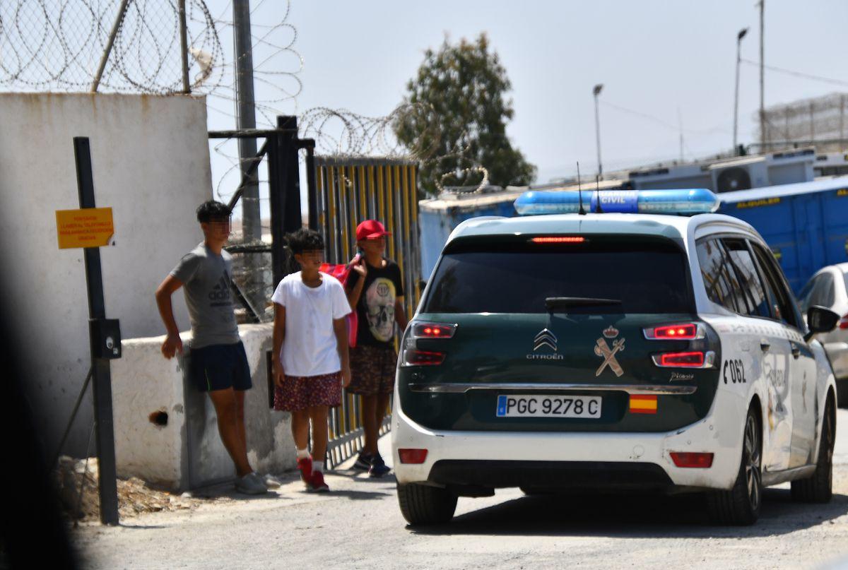 Ceuta suspende la devolución de menores por desvío judicial  España