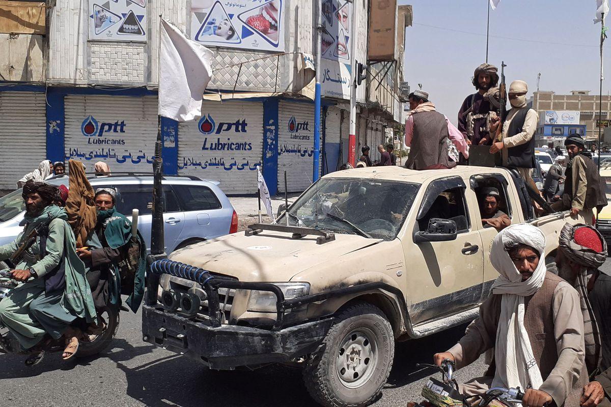 Claves para comprender lo que está sucediendo en Afganistán  Internacional