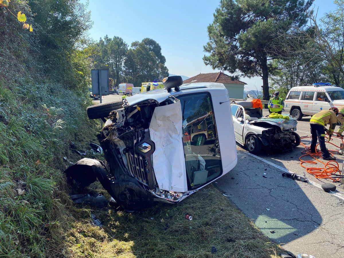 DGT: Detener la pandemia ha reducido la mortalidad por accidentes de tráfico en 2020 a su nivel más bajo |  España