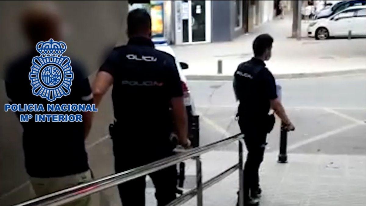 Detenido en Gandia, presunto terrorista buscado en los Países Bajos por amenazas contra los directivos del covid-19 |  Valencia