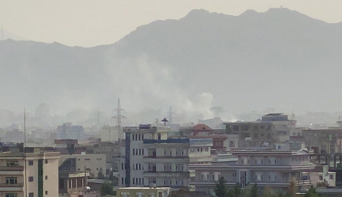 EE.UU. bombardea un coche de ISIS con explosivos antes de un posible ataque al aeropuerto de Kabul |  Internacional