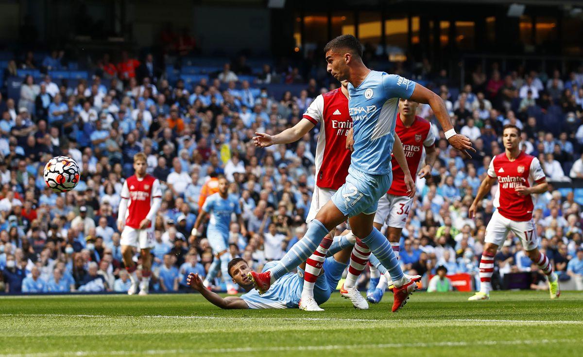 El Manchester City hunde al Arsenal  deporte