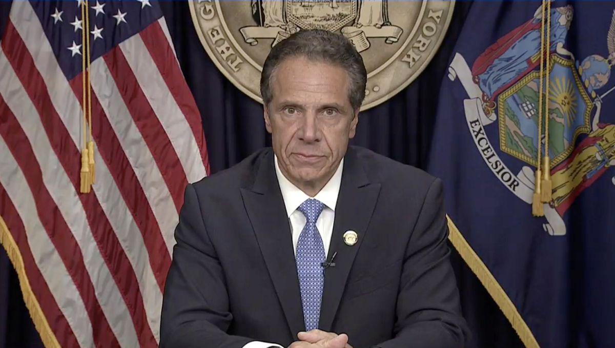 El gobernador de Nueva York, Andrew Cuomo, dimite asediado por un escándalo de acoso sexual    Internacional