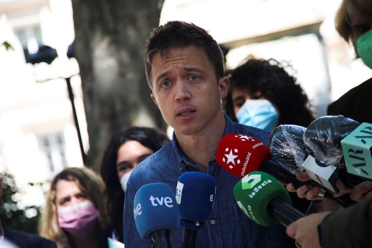 El juez sugirió que Íñigo Errejón sea juzgado por presunta patada de un hombre en mayo pasado  España