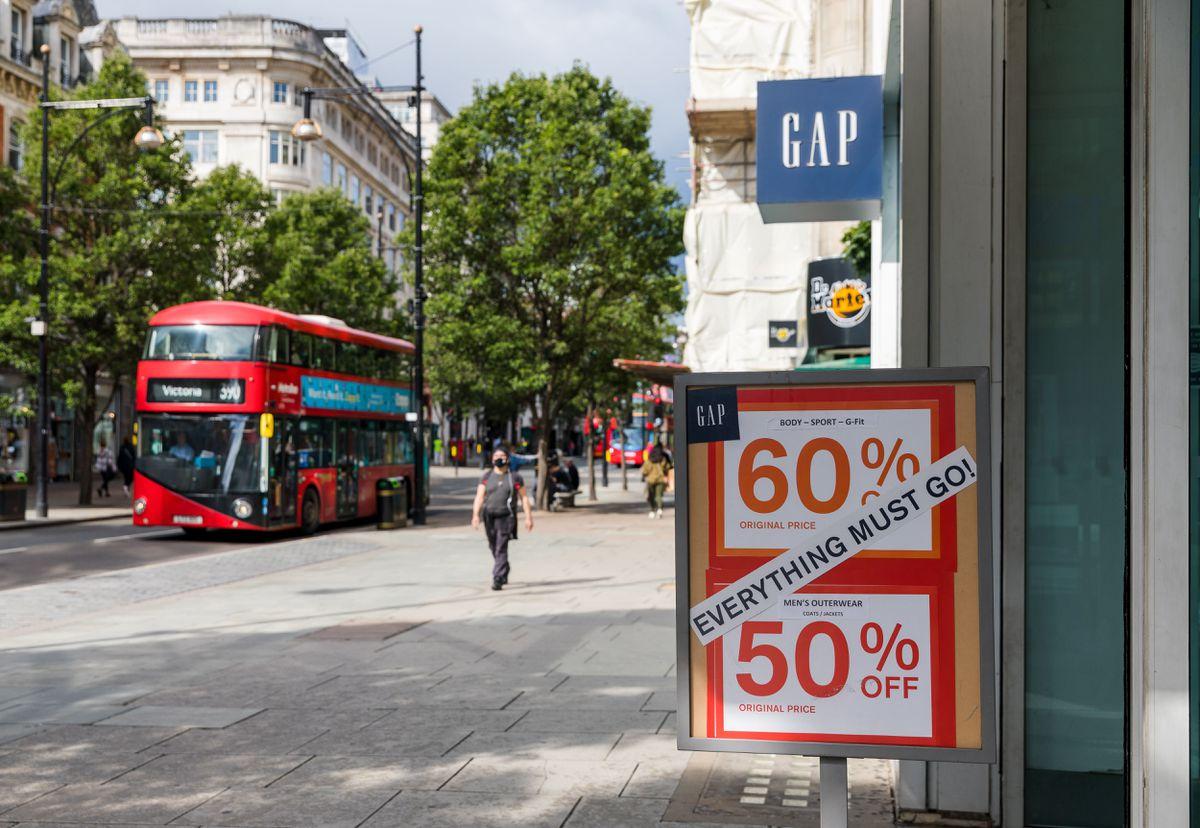 El levantamiento de las restricciones acerca la economía del Reino Unido a niveles prepandémicos |  Ciencias económicas