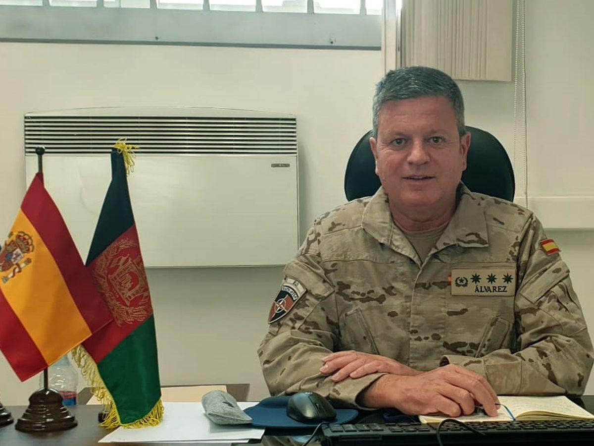 """El líder del último contingente español en Kabul: """"La ventaja de los talibanes es la determinación""""    España"""