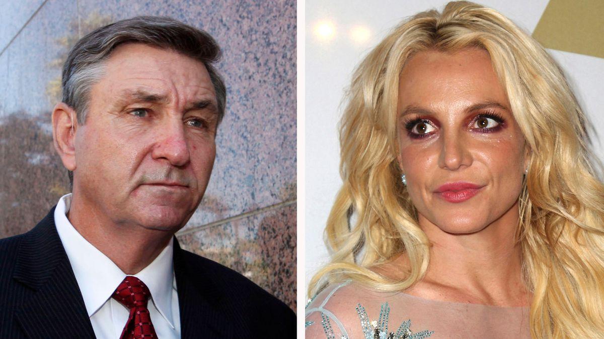 El padre de Britney Spears renuncia a la custodia legal de la cantante  Gente