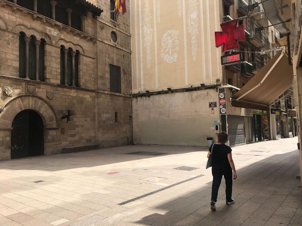 El primer día de la ola de calor registró temperaturas de 40 grados en parte de la mitad sur de la península |  España