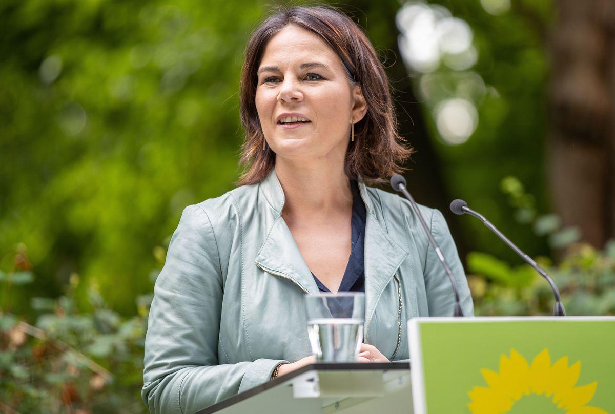 Elecciones alemanas: los Verdes de Alemania anuncian un ambicioso programa para combatir el cambio climático  Internacional