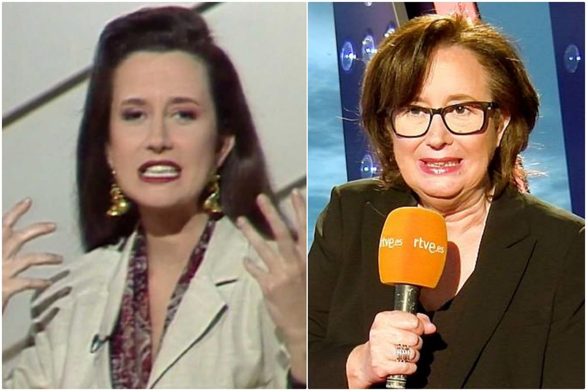 """Elisenda Roca es ahora la nueva voz de """"Conoce y gana""""  televisor"""