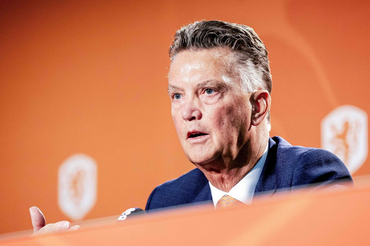 Equipo nacional de Holanda: Van Gaal III de Holanda  deporte