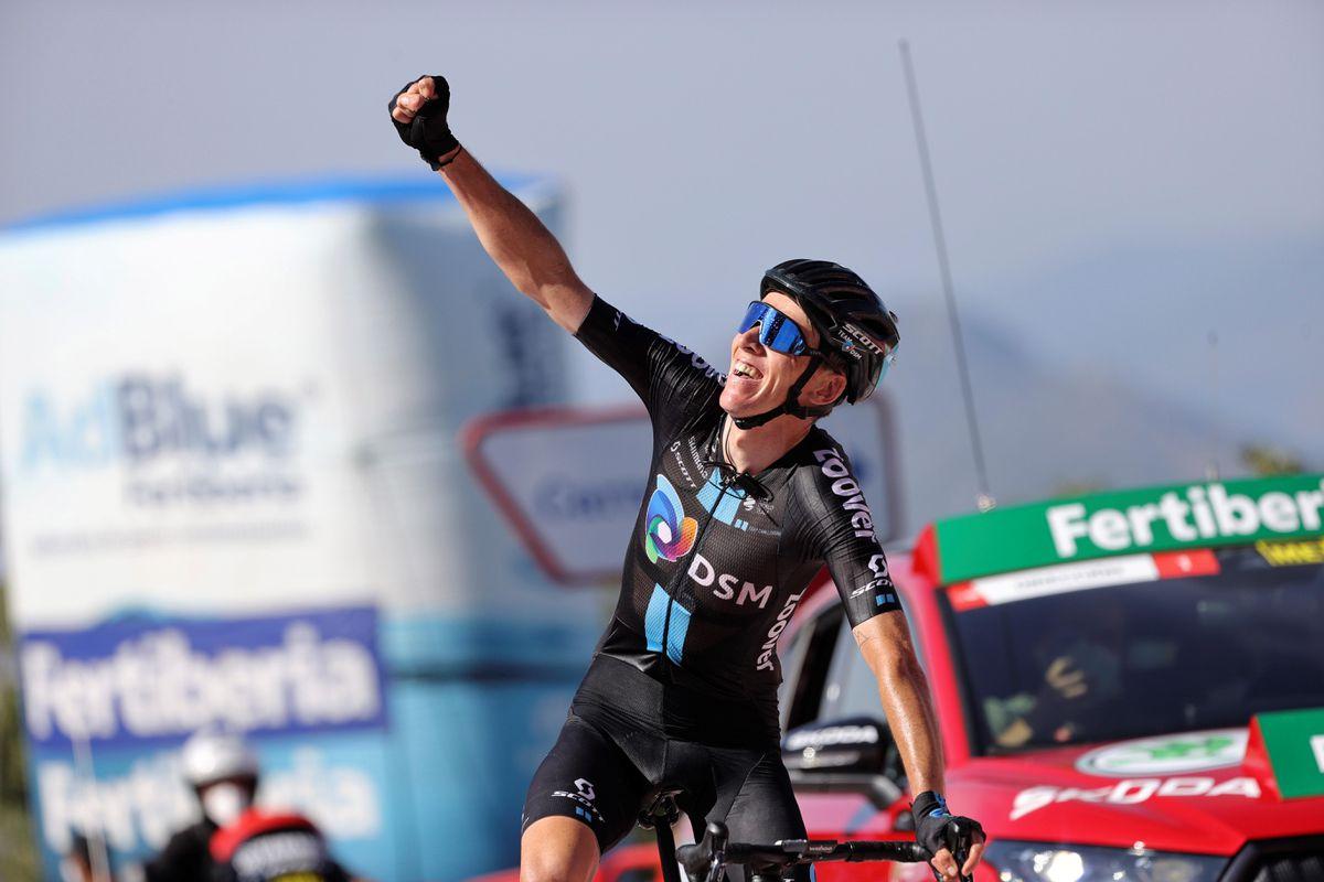 Espejismos en Villuercas y primera victoria de Bardet en la Vuelta  deporte