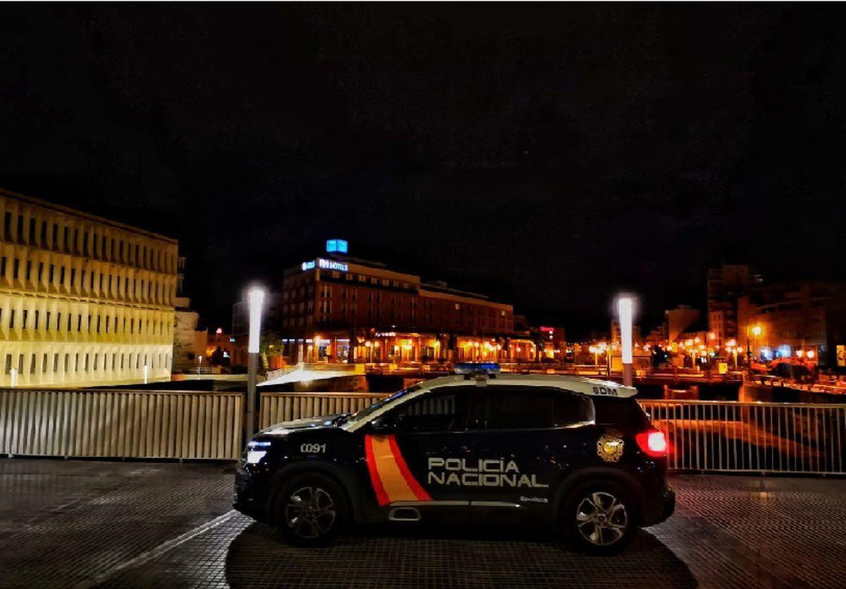 Extraño secuestro de 150 minutos  España