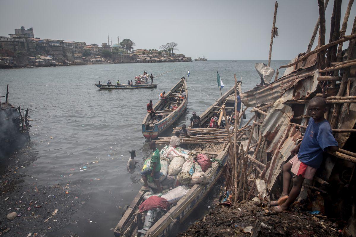 Freetown incendios y por qué el fuego es un enemigo peligroso para los barrios marginales de África    Planeta del futuro