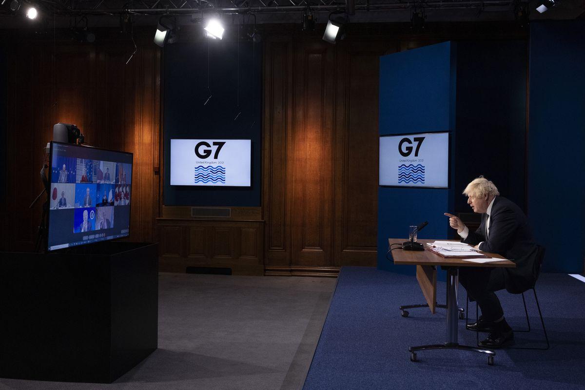 G7 no obliga a Biden a extender la evacuación de Afganistán |  Internacional