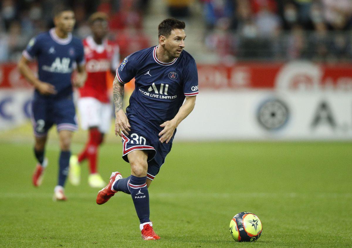 Goles de Mbape en el debut de Messi  deporte