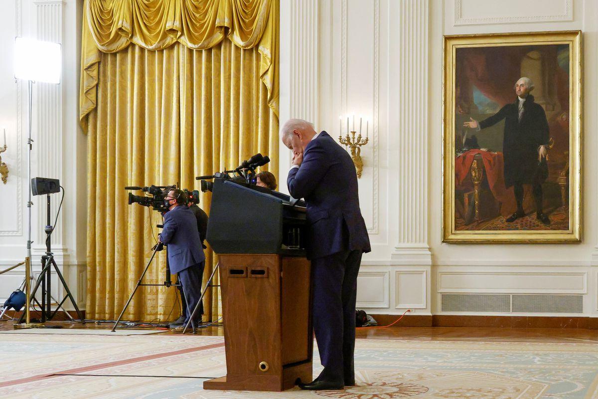 """Joe Biden: """"No perdonaremos ni olvidaremos.  Perseguiremos a los terroristas y haremos que paguen por ello """".  Internacional"""