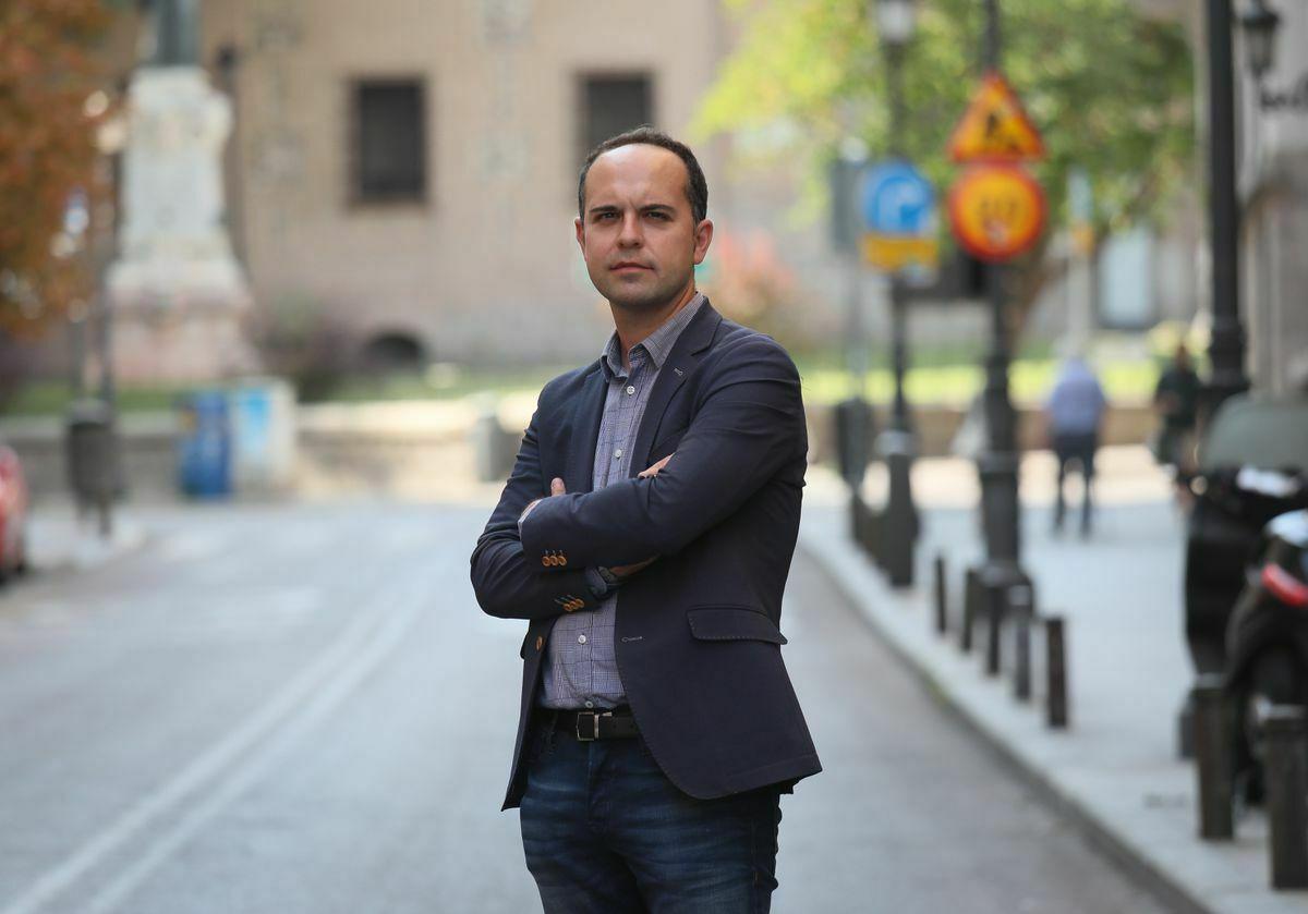 """José Manuel Calvo, ex asesor urbanístico de Carmena: """"Más Madrid es una pantomima""""    Madrid"""