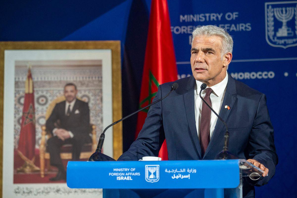 La diplomacia israelí acaba en Marruecos, un año de apertura al mundo árabe  Internacional