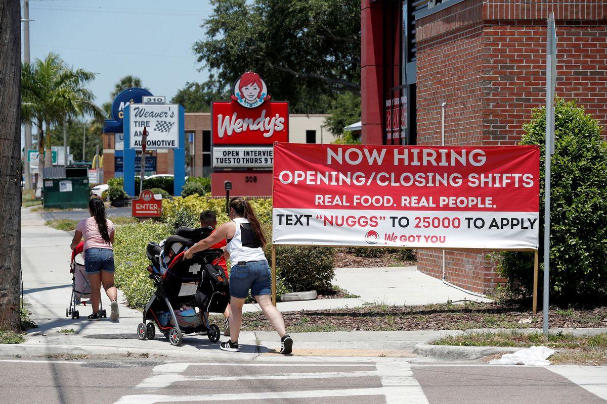La inflación en los Estados Unidos puede ser temporal;  problemas de empleo, no tanto  Ciencias económicas