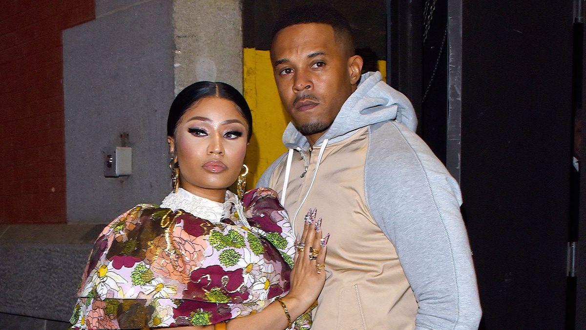 La rapera Nicki Minaj y su esposo son juzgados por persecución en Nueva York  Gente