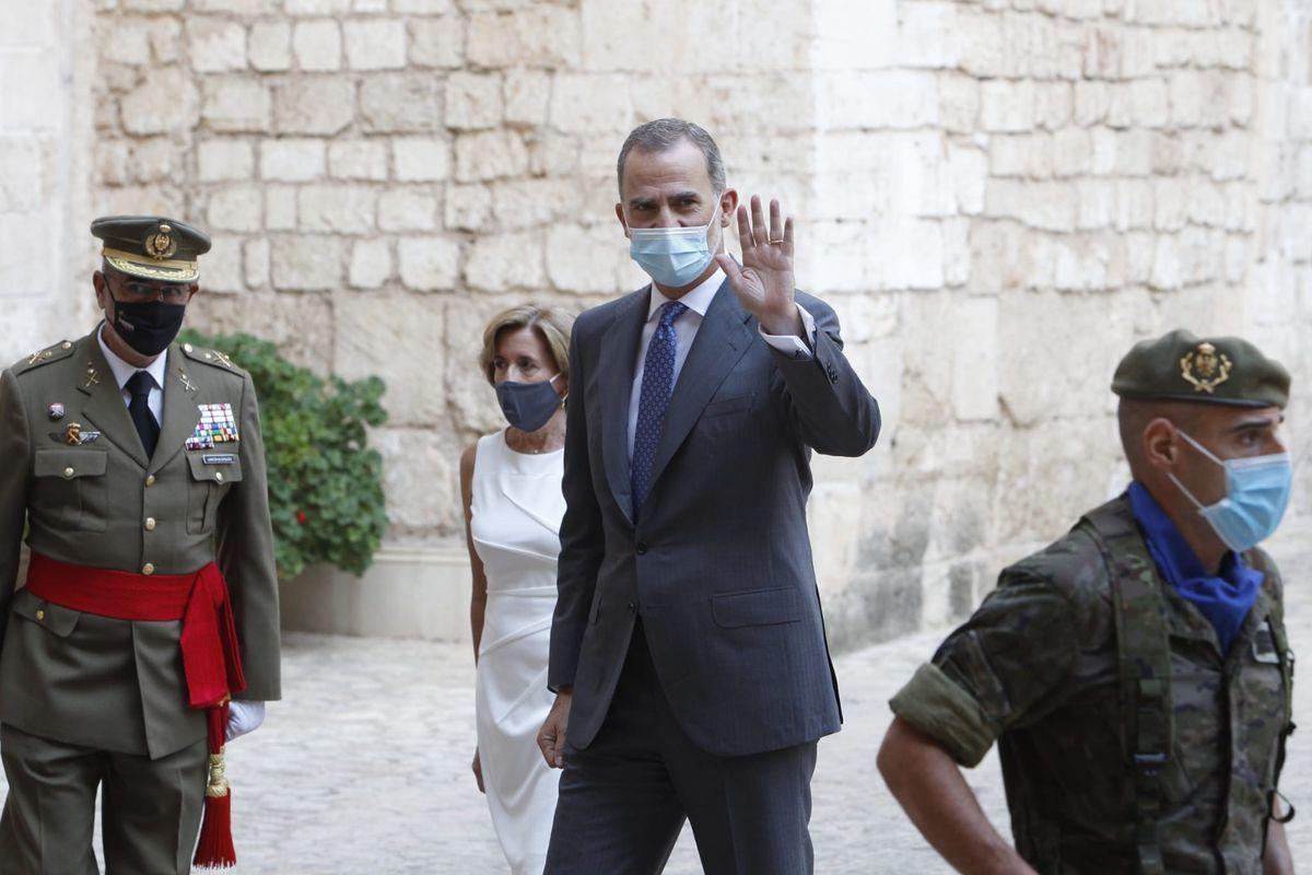 La recuperación económica marca la audiencia del Rey con el presidente de las Illes Balears  España
