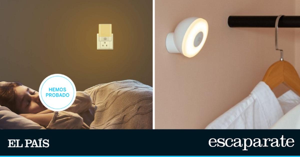 Las mejores luces nocturnas con sensor incorporado  Escaparate