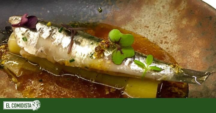 Las mejores recetas con sardinas y anchoas de El Comidista