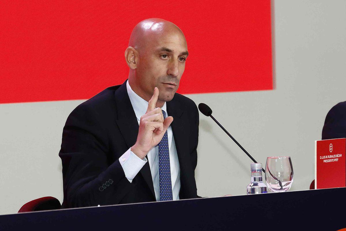 Liga Santander: Otro ataque frontal de Rubiales bajo el acuerdo entre LaLiga y CVC |  deporte
