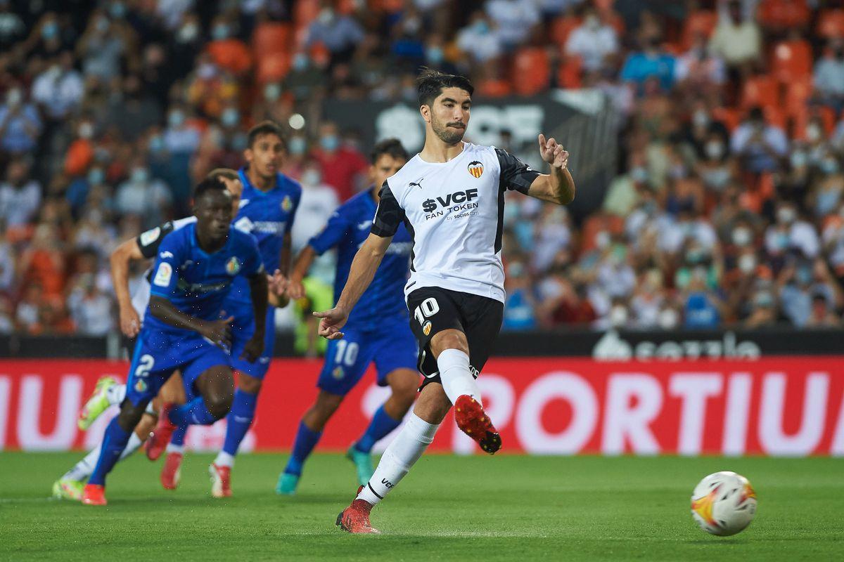 Liga Santander: la amarga noche del Getafe  deporte