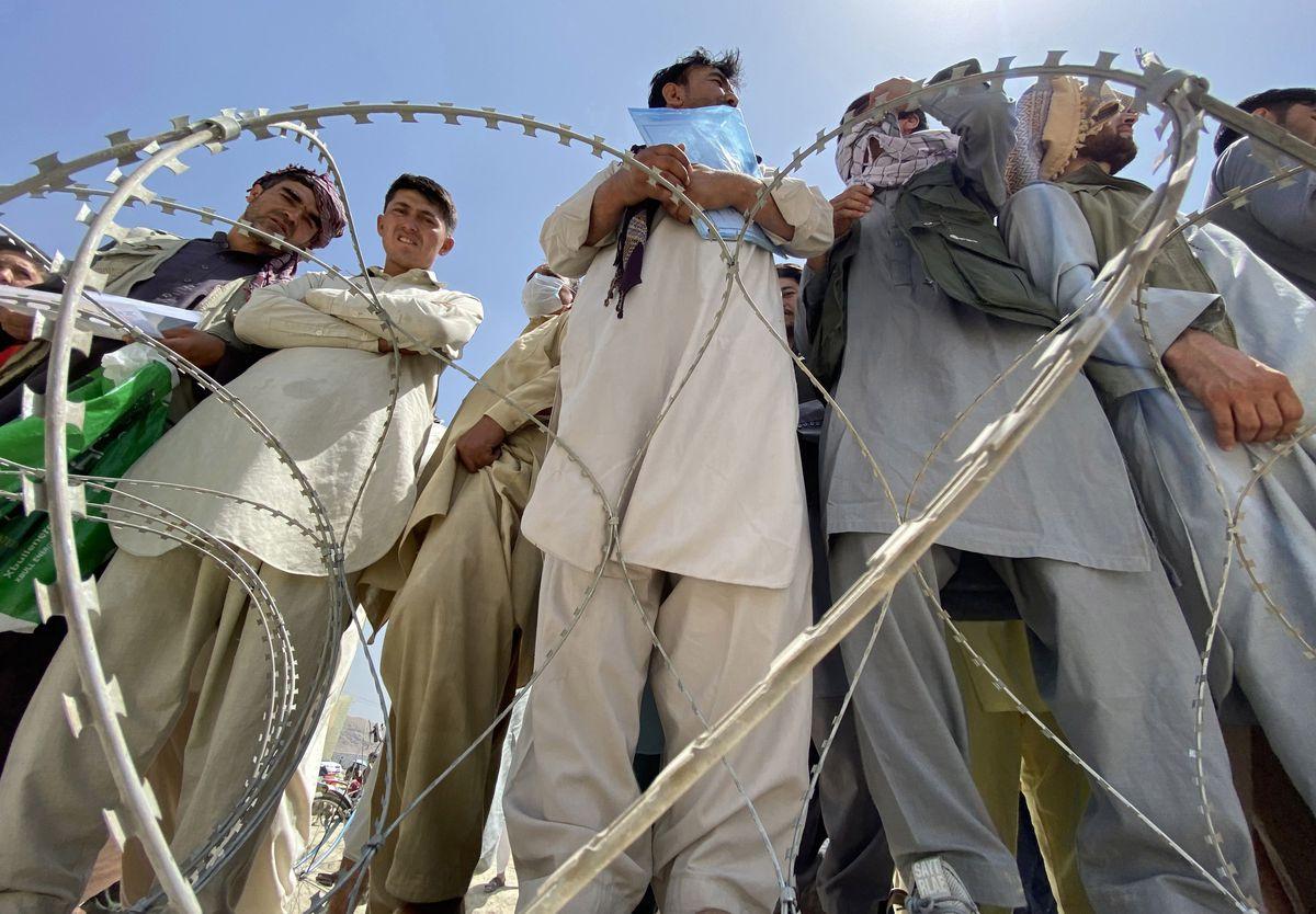 Los aliados de la OTAN piden a Estados Unidos que extienda la evacuación de Afganistán después del 31 de agosto |  Internacional