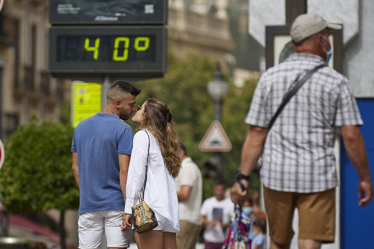 Los meteorólogos advierten de un futuro con más olas de calor de las que vive España  Cambio climático  Clima y medio ambiente