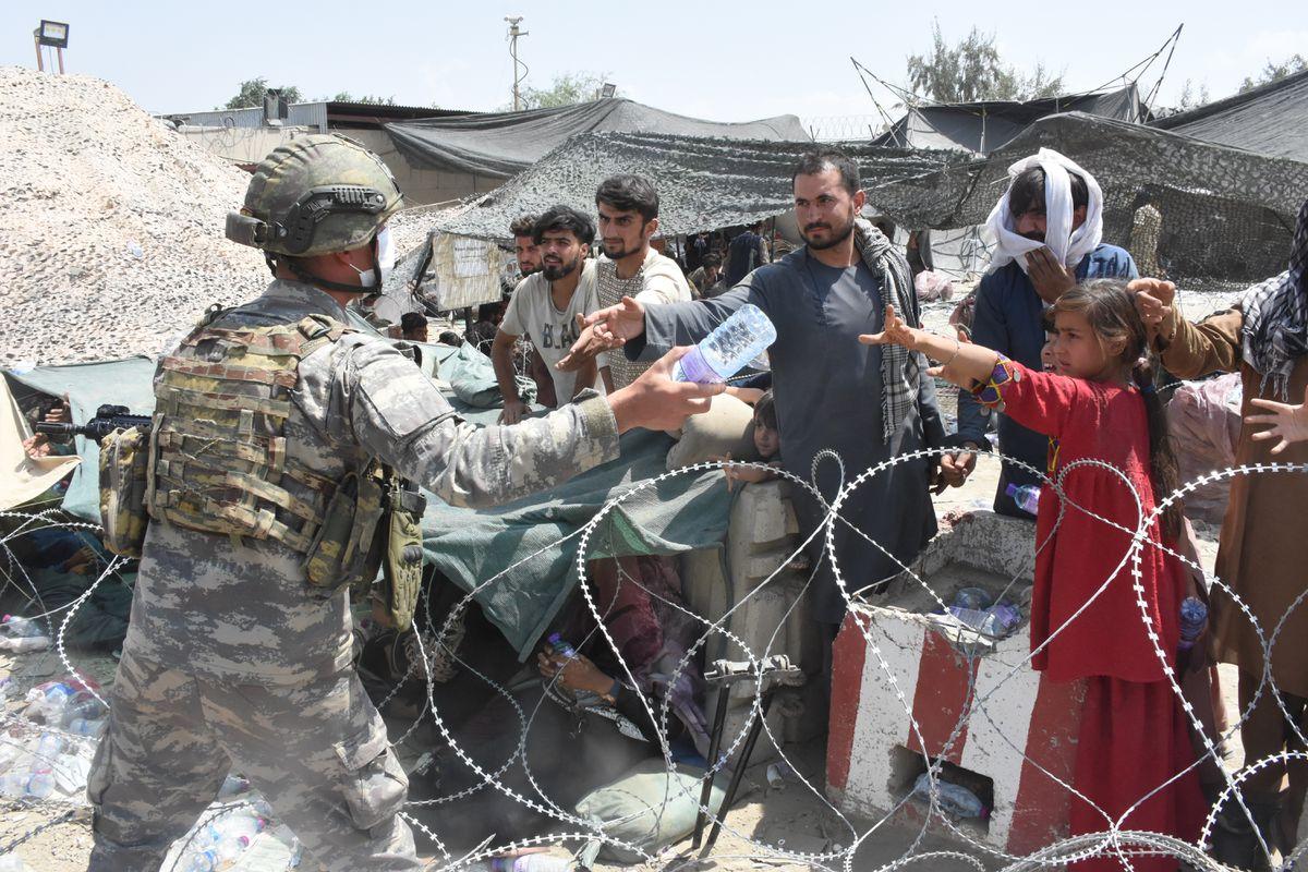 Los talibanes advierten contra la presencia de tropas estadounidenses en Afganistán después del 31 de agosto  Internacional